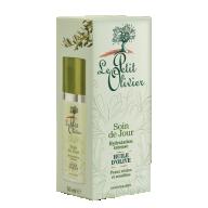 Le Petit Olivier päevakreem oliivõli ja aloe veraga kuivale/tundlikule nahale
