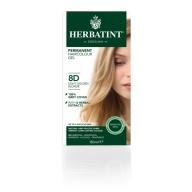 Herbatint Juuksevärv Hele kuldne blond 8D