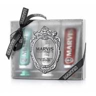 Marvis Hambapastade komplekt  läbipaistvas karbis