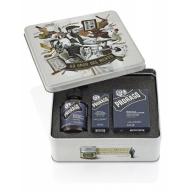 Proraso Habemehoolduskomplekt Azur&Laime (habeme šampoon 200ml, habeme õli 30ml, habeme palsam 100ml)