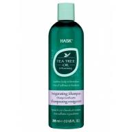 HASK Teepuu ja rosmariini ergutav šampoon