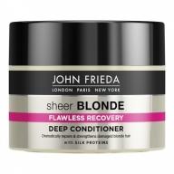 John Frieda Sheer Blonde taastav juuksemask blondidele juustele