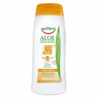 Equilibra Aloe päevituskreem SPF 10