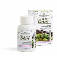 Superdren Green Coffee ainevahetust kiirendavad rohelise kohvioa kapslid