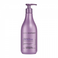 L´Oreal Professionnel Serie Expert Liss Unlimited siluv šampoon 500ml