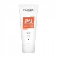 Goldwell Dualsenses Color Revive tooniv palsam värvitud juustele soe punane