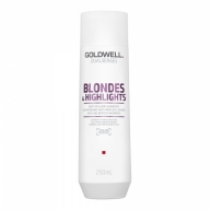 Goldwell Dualsenses Blondes&Higlights Anti-Yellow kollasust vähendav šampoon