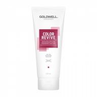 Goldwell Dualsenses Color Revive tooniv palsam värvitud juustele cool red
