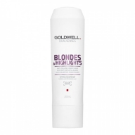 GOLDWELL Dualsenses Blondes&Higlights Anti-Yellow Conditioner kollasust vähendav palsam
