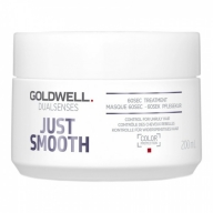 Goldwell Dualsenses Just Smooth 60 Sec juuksemask kahustele juustele
