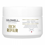 Goldwell Dualsenses Rich Repair 60 Sec taastav mask kahjustunud juustele
