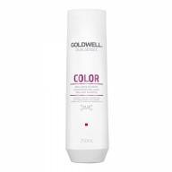Goldwell Dualsenses Color Brilliance Shampoo värvikaitsega läiget andev šampoon õhukestele juustele
