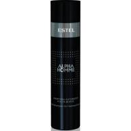 Estel Alpha Homme Juuksekasvu stimuleeriv šampoon meestele