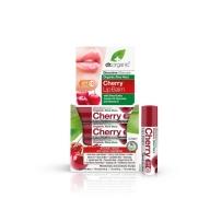 Dr.Organic Aloe Vera huulepalsam Kirss 5,7ml