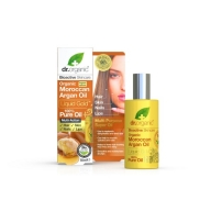 Dr.Organic Arganiõli 100% puhas, juustele, nahale, huultele, vanniveele