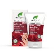 Dr.Organic Roosi käte&küüntekreem