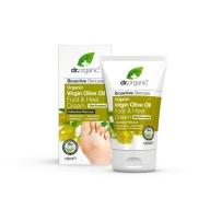 Dr.Organic Oliivi  jala- ja kannakreem