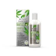 Dr.Organic Kanepi Taastav shampoon