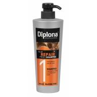 Diplona Professional Repair šampoon kuivadele ja kahjustatud juustele 400