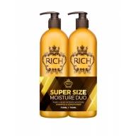 Rich Pure Luxury Super Size Moisture Duo intensiivselt niisutav komplekt