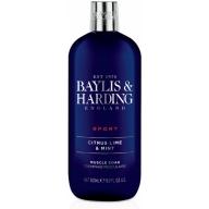 Baylis & Harding dušigeel meestele laim-münt 172