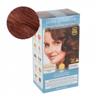 Tints Of Nature 6R Dark Copper Blonde Looduslik juuksevärv