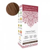 Tints Of Nature Henna Cream Golden Brown Looduslike henna- ja taimeekstraktidega kergvärv, kuldpruun