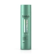 Kadus P.U.R.E  šampoon sheavõiga kuni 91% looduslikku päritolu
