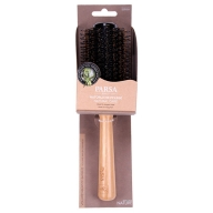 Parsa Beauty bambusjuuksehari naturaalsete ja plastikharjastega 67428