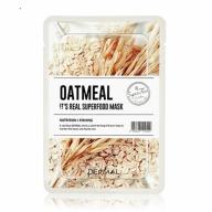 Dermal It's Real Superfood toitaineid lisav ja kortse siluv kaeramask