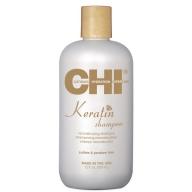 Chi Keratin šampoon kahjustatud juustele 355ml