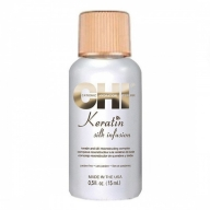 Chi Keratin Silk Infusion seerum kahjustatud juustele 15 ml