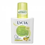 Lycia Nature Fresh Touch Higilõhna neutraliseeriv deodorant pihustiga