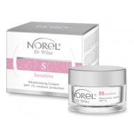 Norel Dr Wilsz Sensitive kreem SPF 15 tundlikule, kuperoossele ja aknele kalduvale näonahale