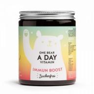 Bears With Benefits Immun Boost, suhkruvaba  90tk