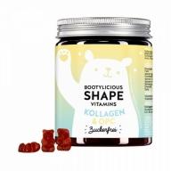 Bears With Benefits Bootylicious Shape tselluliiti vähendavad kummikarud kollageeniga 60tk