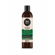 Hello Nature Tugevdav ja elastsust andev šampoon kanepiõliga 300ml