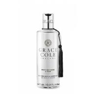 Grace Cole Vanni-ja dusigeel valge nektariin ja pirn 300ml