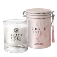 Grace Cole Lõhnaküünal viigimari ja roosa seeder 200g