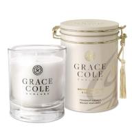 Grace Cole Lõhnaküünal nektariiniõis ja greipfruut 200g