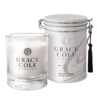 Grace Cole Lõhnaküünal valge nektariin ja pirn 200g