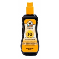 Australian Gold SPF 30 Spray Oil päevitusõli porgandiga 237ml