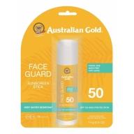 Australian Gold SPF 50 Face Guard veekindel palsam näole 14ml