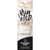 Australian Gold Run Wild tume päevitussegu 15ml