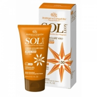SOL Sun protection Cream veekindel päikesekaitsekreem näole SPF 30