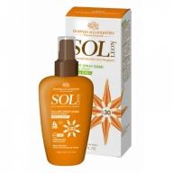 SOL Sun Protection Spray veekindel päikesekaitsesprei SPF 30