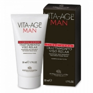 Vita-Age Man Relaxing Face Treatment lõõgastav näokreem marraskil nahale 50ml