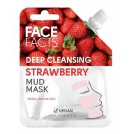 Face Facts Mudamask sügavpuhastav maasika ekstraktiga 60ml