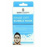 Skin Academy Puhastav ja elustav mullitav mask 3x 7ml