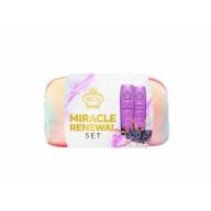 Rich Pure Luxury Miracle Renewal taastavate ja niisutavate toodete komplekt meigikotiga